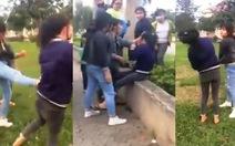 Làm rõ vụ nữ sinh lớp 10 bị hai nữ sinh đánh hội đồng