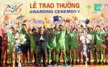 CLB Shonan Bellmare giành chức vô địch BTV Cup 2016