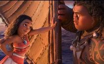 Phim Moana của Disney tiếp tục đứng đầu phòng vé