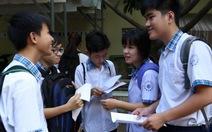 TP.HCM thi tuyển sinh lớp 10 ngay đầu tháng 6