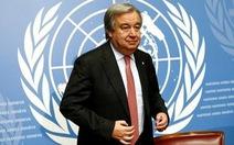 Ông Guterres tuyên thệ nhậm chức Tổng Thư ký Liên Hiệp Quốc