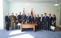 Việt Nam và Úc ký hợp tác ngăn người nhập cư trái phép