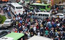 Giải pháp xử lý 37 điểm ùn tắc giao thông tại TP.HCM