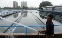 Sử dụng công nghệ xử lý nước mới đối phó với ô nhiễm