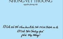 Nguyễn Phong Việt và Về đâu những vết thương