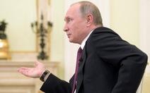 Ông Putin là người quyền lực nhất thế giới