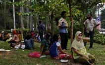Khủng hoảng tị nạn, Myanmar nhờ ASEAN