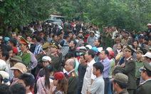 Thăng quân hàm 2 công an tử vong trong vụ nổ ở Đắk Lắk