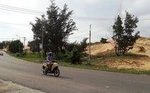 Bình Thuận chi 3 tỉ đồng mở đường xuống biển cho dân