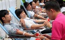 Lan tỏa dòng máu hiếm cứu người