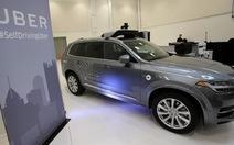 Thử nghiệm xe không người lái UberX tại Mỹ