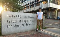 Khám phá Harvard cùng Đỗ Hoàng Bách