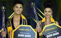 Quán quân cuộc thi Tìm kiếm người mẫu thể hình Việt Nam