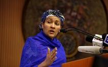 Liên Hợp Quốc có phó tổng thư ký là một phụ nữ