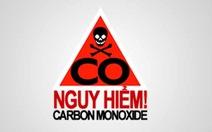 """Nguy cơ """"chết êm dịu"""" vì ngộ độc khí CO"""