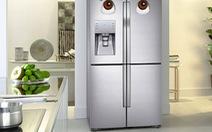 Siêu tủ lạnh dành cho siêu đầu bếp ngày nay