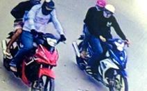 Truy tìm nhóm cướp bịt mặt dùng súng cướp tiệm vàng