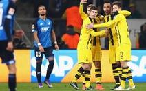 Điểm tin sáng 17-12: 10 người Dortmund cầm chân Hoffenheim