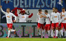 Quật ngã Hertha Berlin, RB Leipzig tạm chiếm ngôi đầu