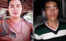 Bắt 4 đối tượng cướp tiệm vàng ở Tây Ninh