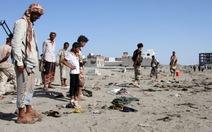 IS đánh bom quân đội Yemen, 49 người chết