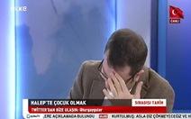 Trẻ Syria mổ không có thuốc gây tê, nhà báo bật khóc