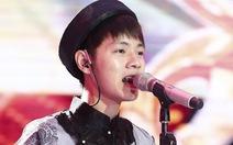 Cháu 7 đời của Cao Bá Quát nổi bật tại Sing my song