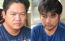 """Bắt bốn nghi phạm """"cò"""" lao động bắt giữ ngư dân"""