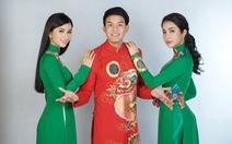 Lục Vân Tiên mang khăn rằn đánh võ trong phim Tết