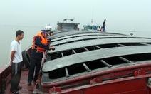 Bắt tàu chở 1.000 tấn than cám không nguồn gốc