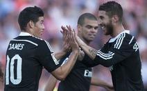 Điểm tin tối 19-12: Ramos chỉ trích James Rodriguez