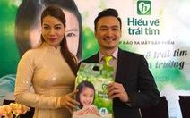 Chi Bảo, Trương Ngọc Ánh đi bán gạo giúp trẻ đến trường
