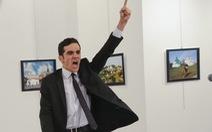Phóng viên AP kể lại thời khắc đại sứ Nga bị ám sát
