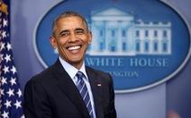 Tổng thống Obama ký lệnh hạn chế khai thác dầu ở Bắc Cực