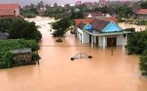 Ngân hàng hỗ trợ khách hàng bị thiệt hại do mưa lũ