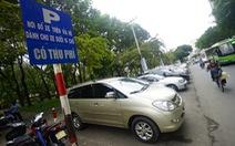 Đề xuất khác về thu phí xe vào nội ô