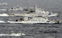 Nhật tăng tiền quốc phòng đối phó Trung Quốc