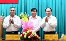 Ông Tăng Hữu Phong làm Phó Bí thư quận ủy Tân Phú