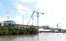 Dự án Bến Lức - Long Thành: Hợp long cầu Sông Chà