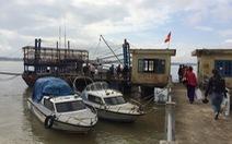 Bồi lấp nghiêm trọng tại cửa biển Cửa Đại