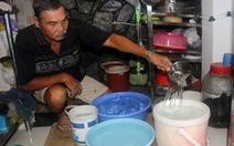 Nhà Bè lo thiếu nước mùa khô