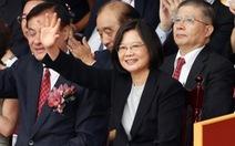 Lãnh đạo Đài Loan vẫn sẽ sang Mỹ