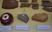 Nhiều phát hiện khảo cổ học tại thành Cha