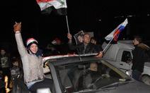 Giải phóng Aleppo: công lớn của Nga