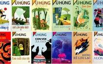 Bộ truyện của nhà văn Vũ Hùng đoạt giải sách Vàng
