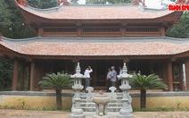 Đền thờ Lê Lai mở cửa trở lại đón du khách