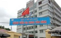 Hà Nội: lại vây bệnh viện vì bé sơ sinh tử vong