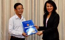 Ông Trần Quang Thảo làm chủ tịch Quận 8, TP.HCM
