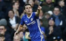 Pedro và Hazard lập công, Chelsea thắng trận thứ 12 liên tiếp
