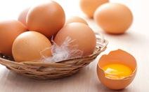 Trứng gà làm hạ huyết áp